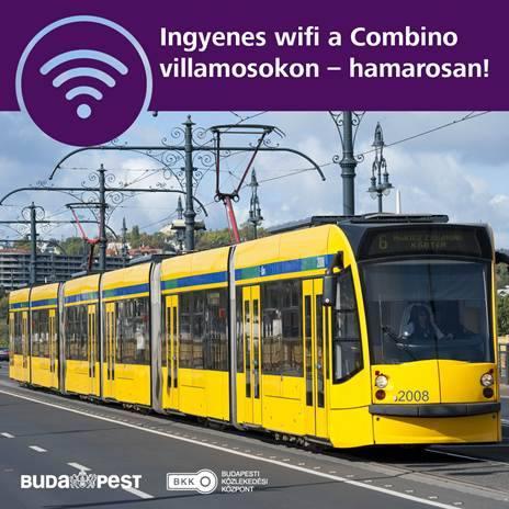 Ingyenes wifi várja az utasokat a Combinókon