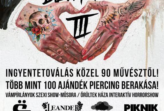 Idén is lesz Tetoválók Éjszakája