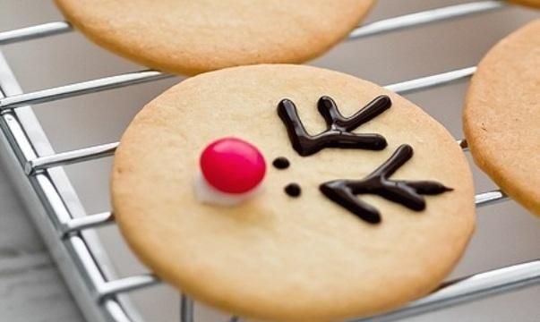 Egyszerű és finom rénszarvasos sütirecept Mikulásra, Adventre