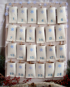 advent calender 2009