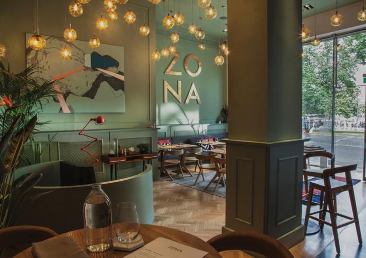 A világ legjobbjai között a ZONA Budapest étterem