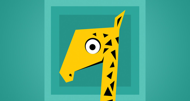 Tep, a sportos tamagocsi zsiráf