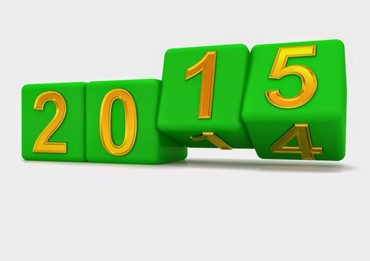 Változások mindenhol – 2015