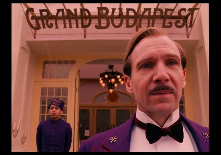 Golden Globe-díjas A Grand Budapest Hotel
