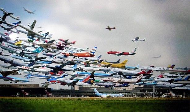 Eltörölték a fix útvonalakat a magyar légtérben