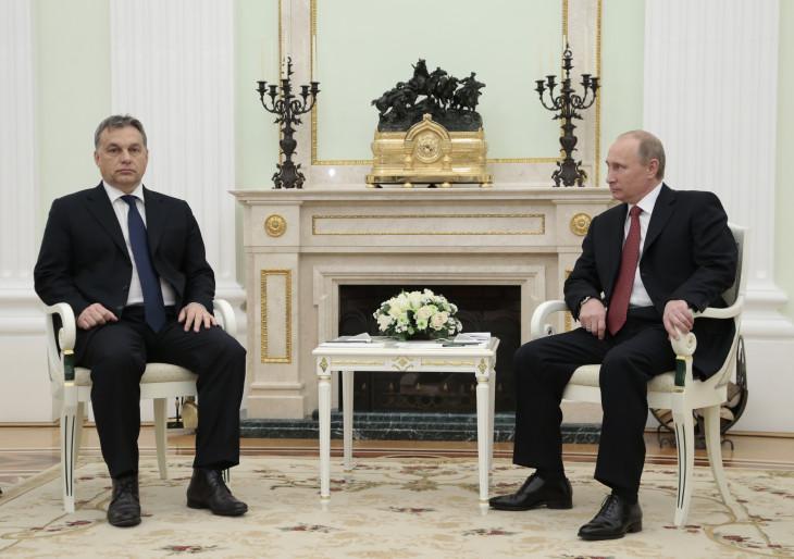 Putyin budapesti tennivalói