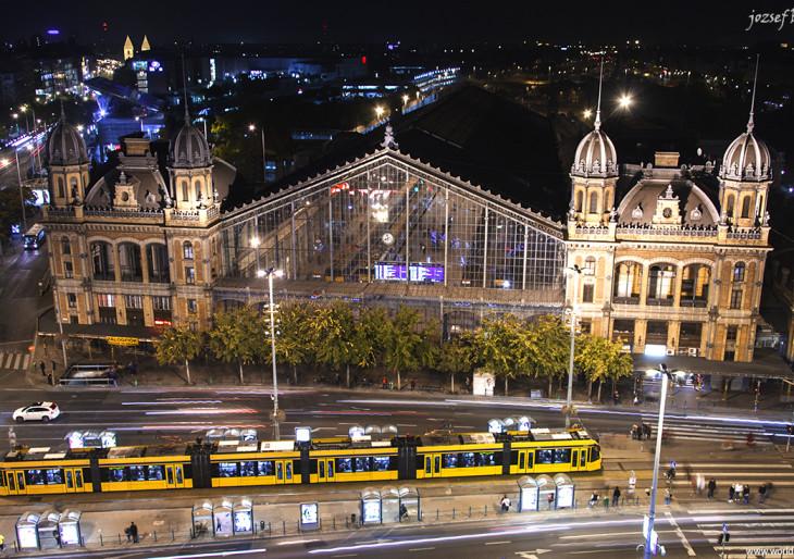 A Nyugati pályaudvar felújításával kezdődik a budapesti pályaudvarok megújulása