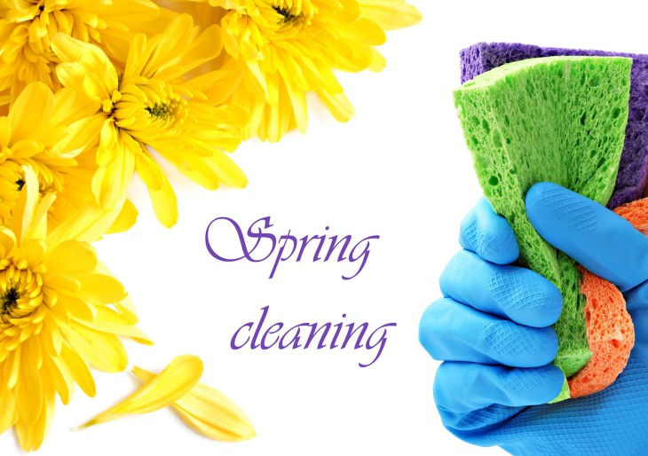 Tavaszi nagytakarítás természetes szerekkel