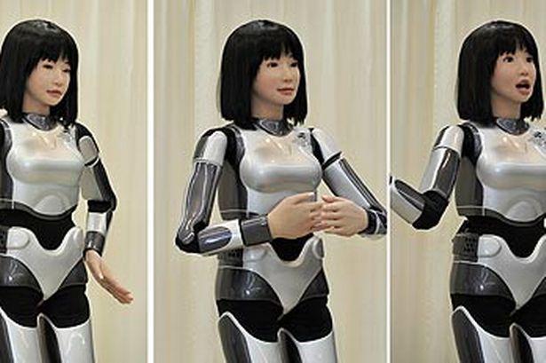 Humanoid-Robot4
