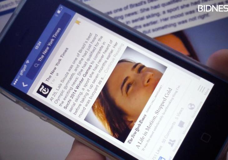Megérkeztek az Instant cikkek Facebookra