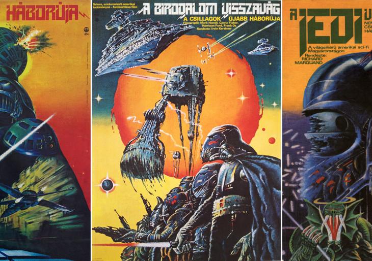 4,1 millióért vitték a magyar Star Wars plakátot