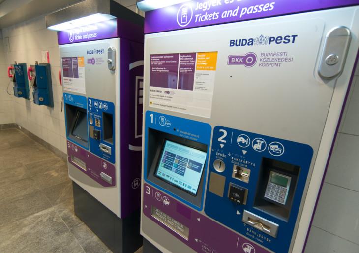 A BKK automaták fényképezni is fognak