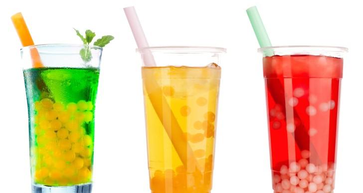Buborékos tea – az új őrület