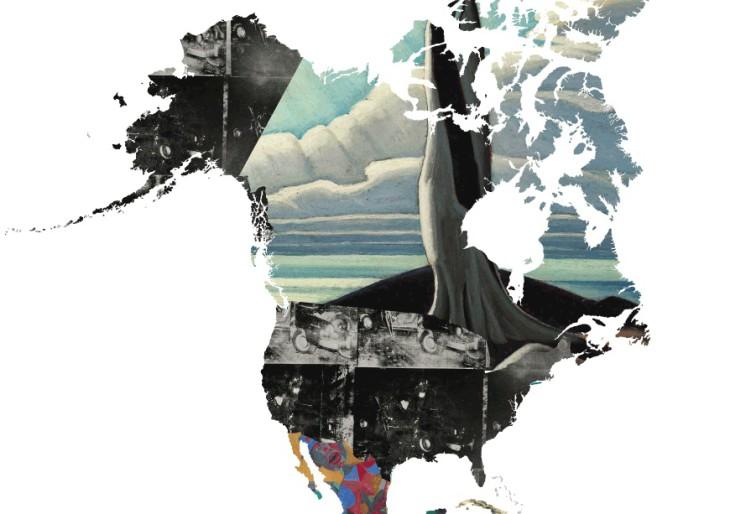 Különleges térkép készült festményekből