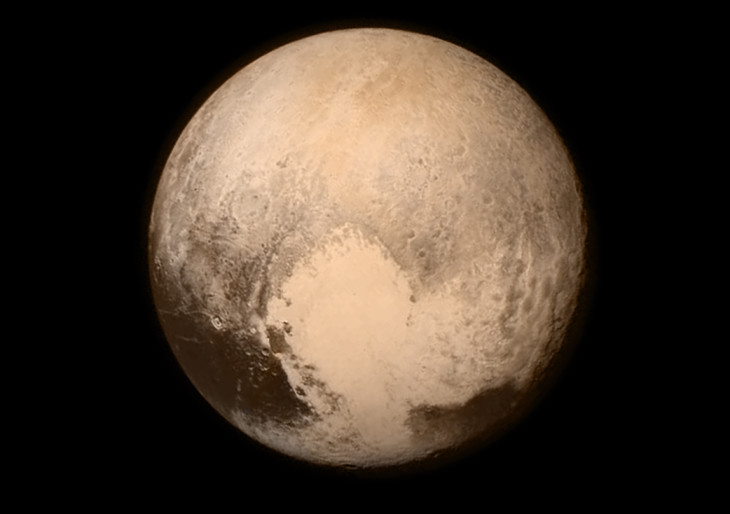 Hello Pluto!