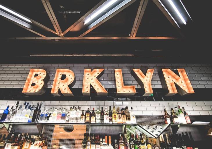 BRKLYN – Amerika, rajongásig