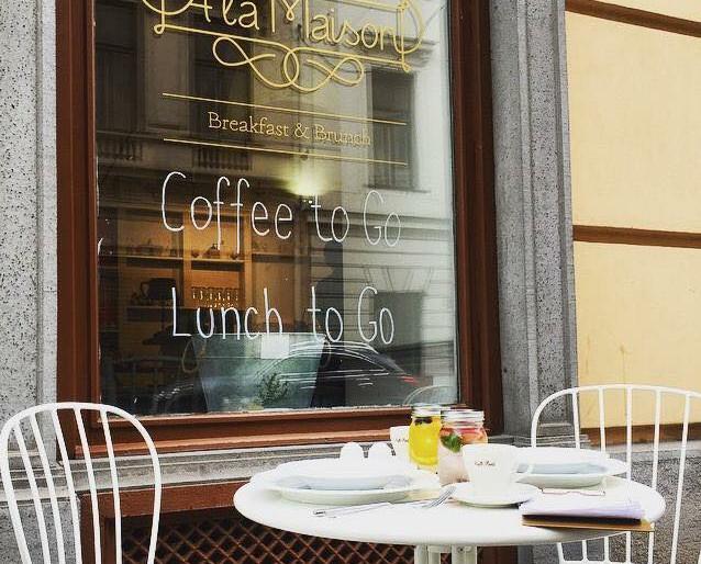 Á la Maison – több mint egy trendi hely