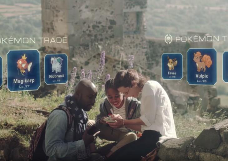 Különleges koncepcióval veszik be a Pokémonok az okosmobilokat