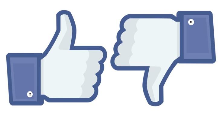 Nem lesz emotikon forradalom Facebookon