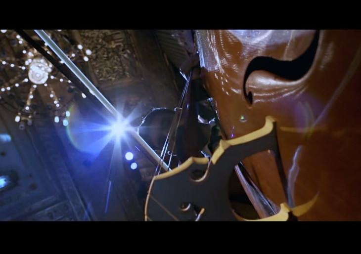 Szakmai Oscart nyert a Zeneakadémia imázs klipje