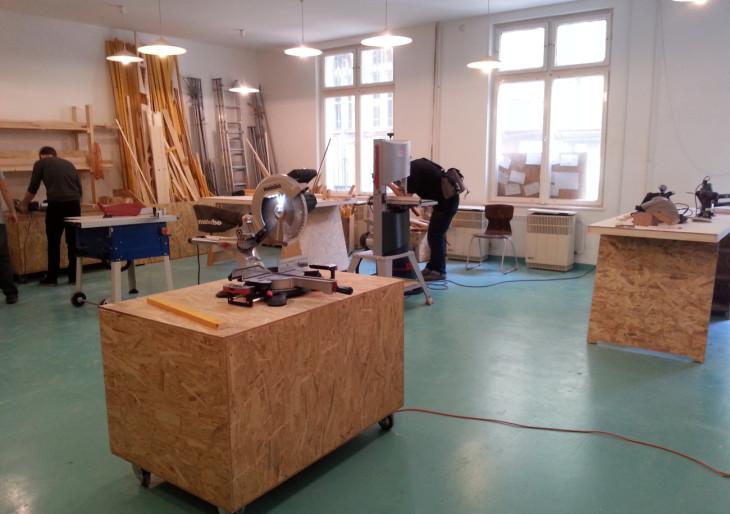 Közösségi barkácsműhely nyílt Budapesten
