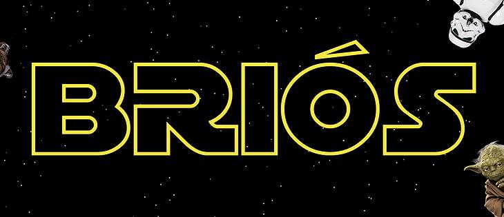 Star Wars ihlette reggelik a Briósban