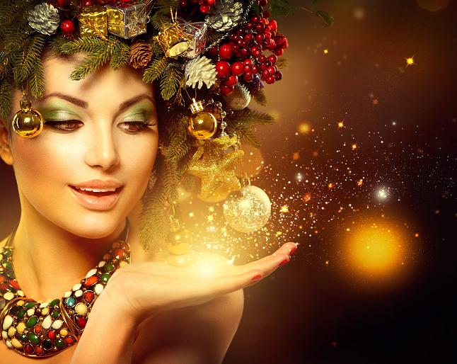 Az 5 legszebb karácsonyi smink