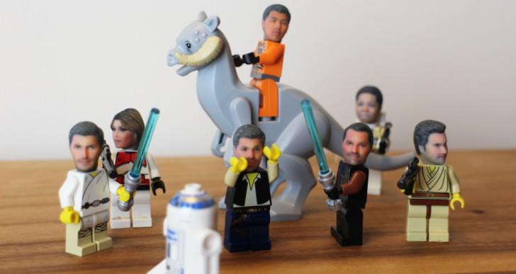 Legyél te is LEGO figura!
