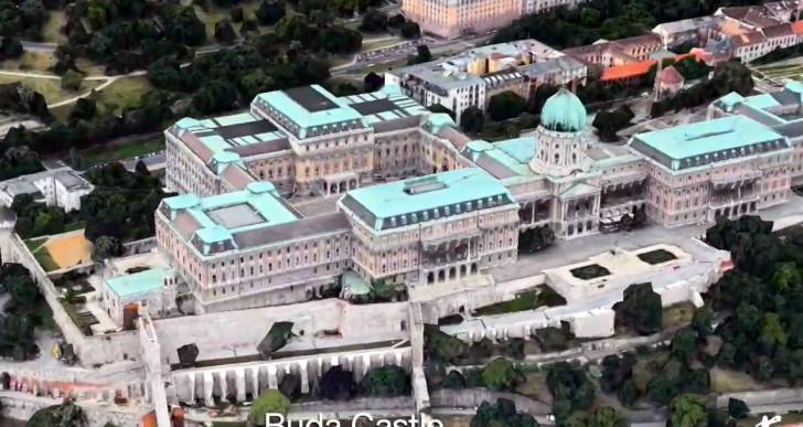 Budapest 3D-ben