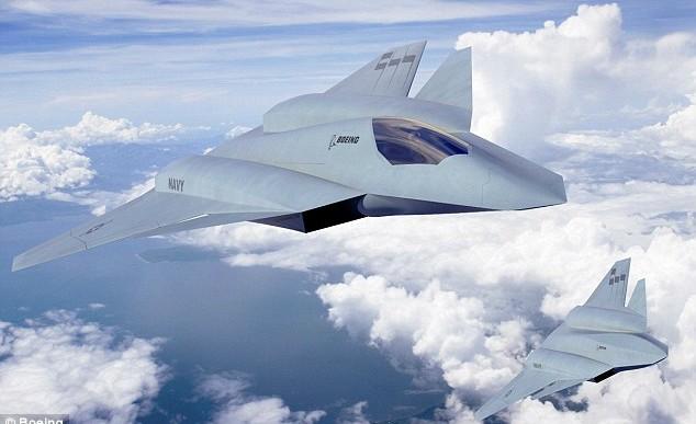 A jövő vadászrepülőjéhez is kell majd pilóta?
