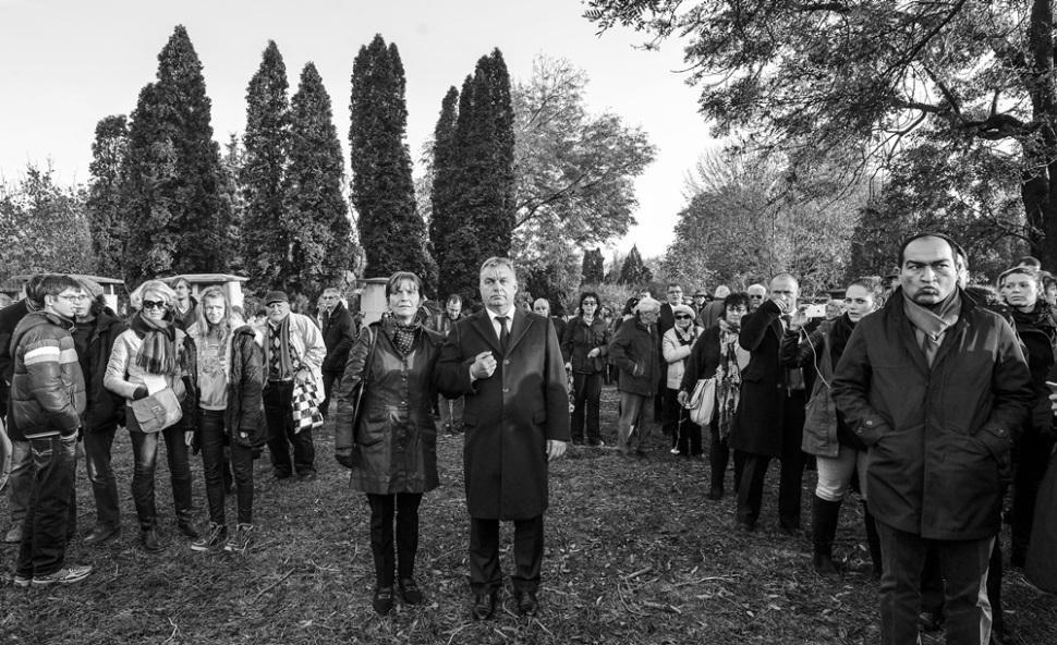 Magyar Sajtófotó Pályázat - Illyés Tibor
