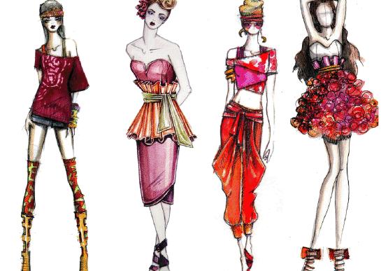Milyen lehet egy Gasztro Fashion Show?