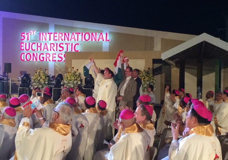 A katolikus világ legnagyobb eseményét rendezi Magyarország
