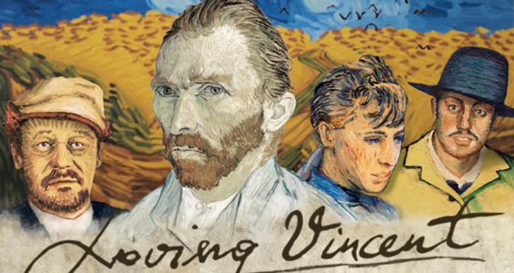 Festményeiből kel életre Van Gogh