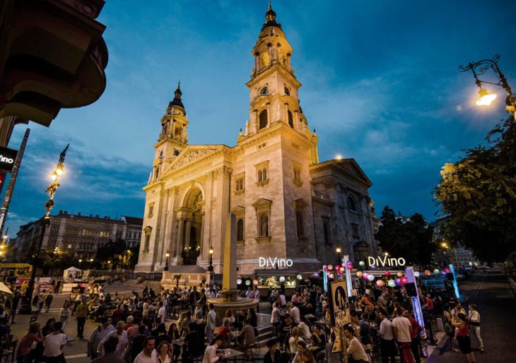 5 szuper szabadtéri hely Budapesten