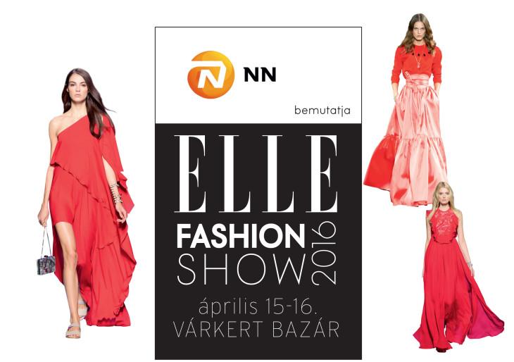 Neves tervezőkkel jön az Elle Fashion Show