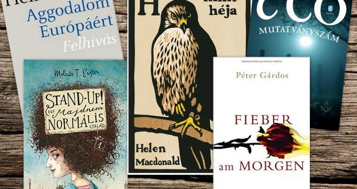 5 fesztiválkedvenc a Budapesti Nemzetközi Könyvfesztiválról