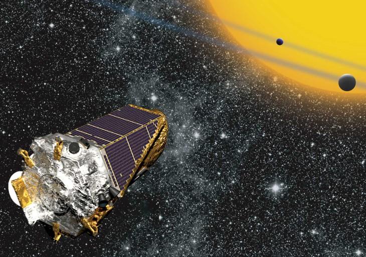 Ezernél is több bolygót találtak a csillagászok!