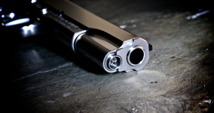 Így néznek ki a meteoritból készült pisztolyok