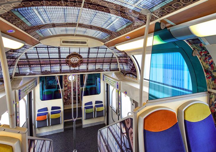 Álomszép vonatokon utazhatnak a franciák