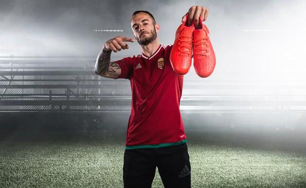 Lovrencsics Gergővel mutatták be az adidas Speed of Light kollekcióját