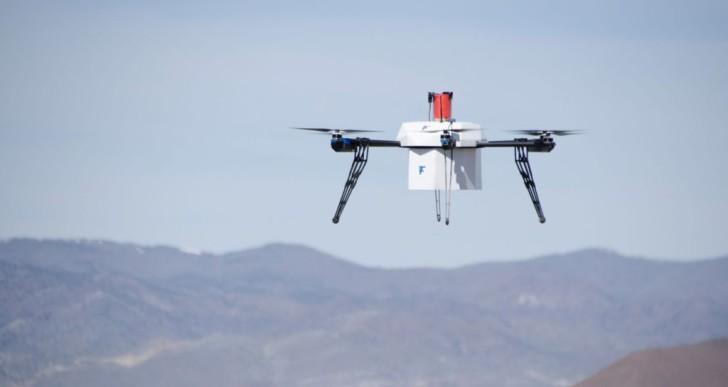 Valóság lehet az ételszállító drónok koncepciója?