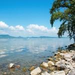 ungarn-see-balaton-nordufer