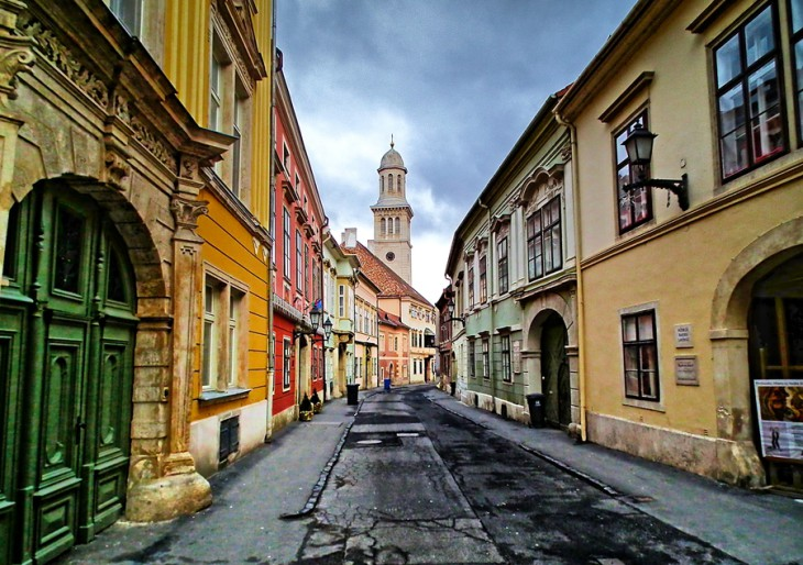 A világ legszebb városai között Sopron