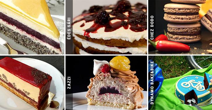 Budapest Cake Tour: sütizésre fel!