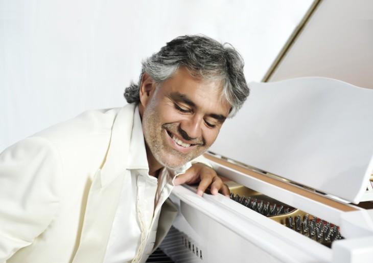 Küzdenek a regisztrációval az ingyenes Andrea Bocelli koncertre kíváncsi nézők