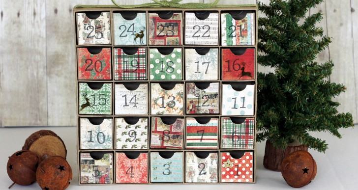 5 last minute adventi naptár házilag