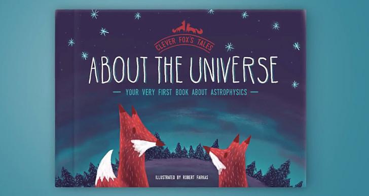 Asztrofizika ovisoknak – Könyvajánló