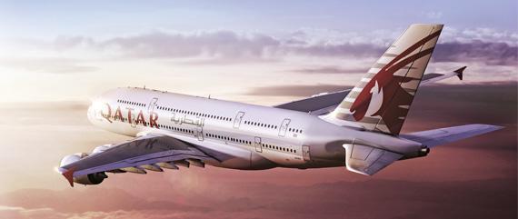 Öt perccel hamarabb ért véget a világ leghosszabb nonstop repülőútja