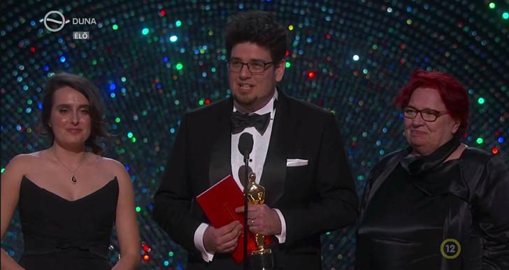 Megvan az újabb Oscar! Nyert Deák Kristóf és a Mindenki!